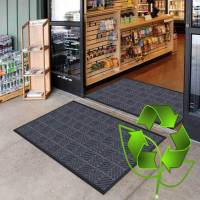 Recycled Environmentally-Friendly Floor Mats