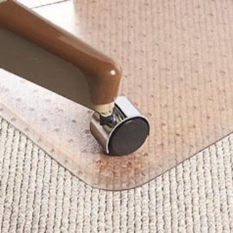 ANTI-STATIC CHAIR MAT for Commercial Carpeted Floors