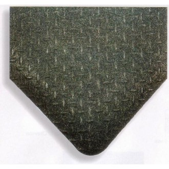 DIAMOND PLATE GRIT SHIELD Anti-Fatigue Floor Mat