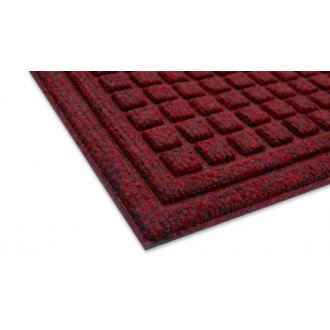 ECOMAT SQUARES Commercial Indoor/Outdoor Entrance Floor Mat