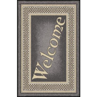 WELCOME 6 Greeting Indoor Commercial Entrance Floor Mat