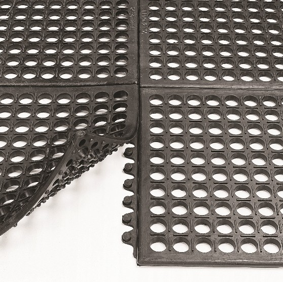 Worksafe Light Modular Anti Fatigue Floor Mat Floor Mat