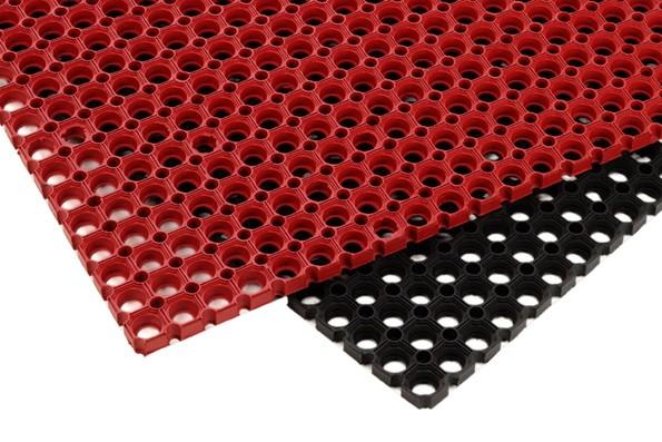 Heavy Duty Floor Mats >> Ring Mat Heavy Duty Drainage Floor Mat Floor Mat Systems