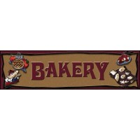 BAKERY SUPERMARKET Indoor Floor Mat
