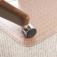 ANCHOR CHAIR MAT for Commercial Carpeted Floors