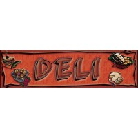 DELI SUPERMARKET Commercial Indoor Floor Mat
