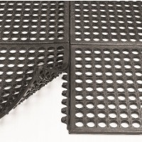 WORKSAFE LIGHT MODULAR Commercial Anti-Fatigue Floor Mat