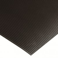 STANDARD CORRUGATED Vinyl Runner for Commercial Floors