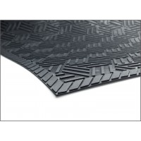 SUPERSCRAPE DRAINABLE RUBBER Outdoor Entrance Floor Mat