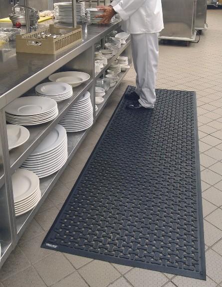 Comfort Flow Drainage Floor Mat Floor Mat Systems