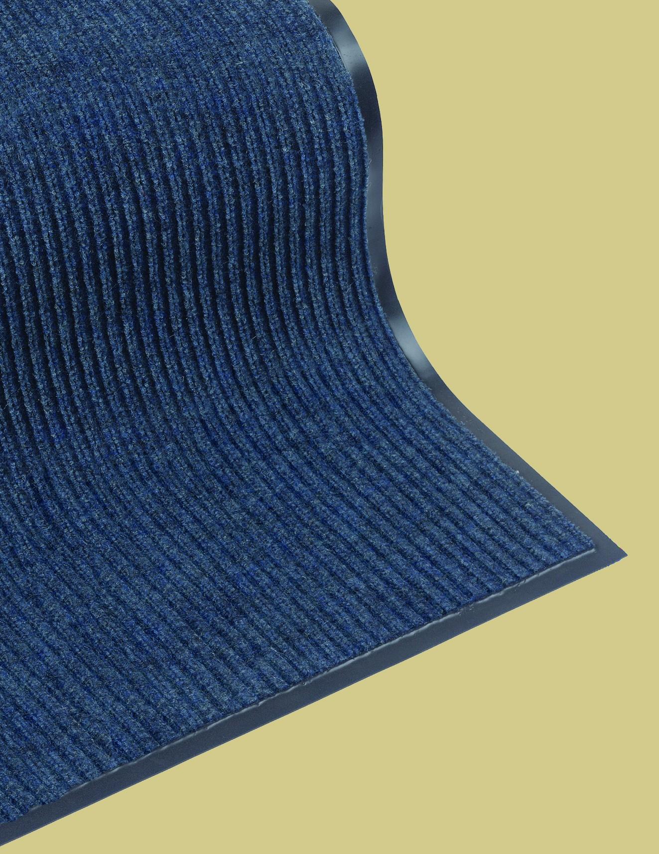 deluxe rib indoor outdoor entrance floor mat floor mat. Black Bedroom Furniture Sets. Home Design Ideas