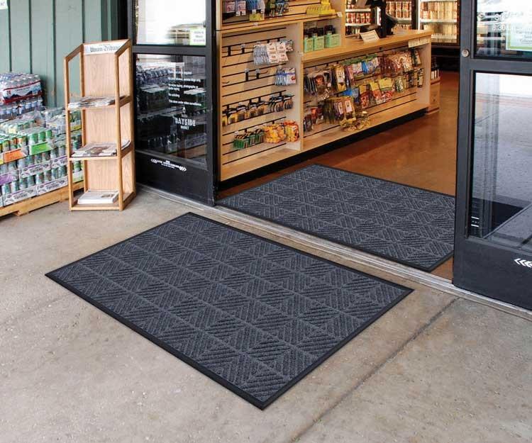 Ecomat Montage Indoor Outdoor Entrance Floor Mat Floor Mat Systems