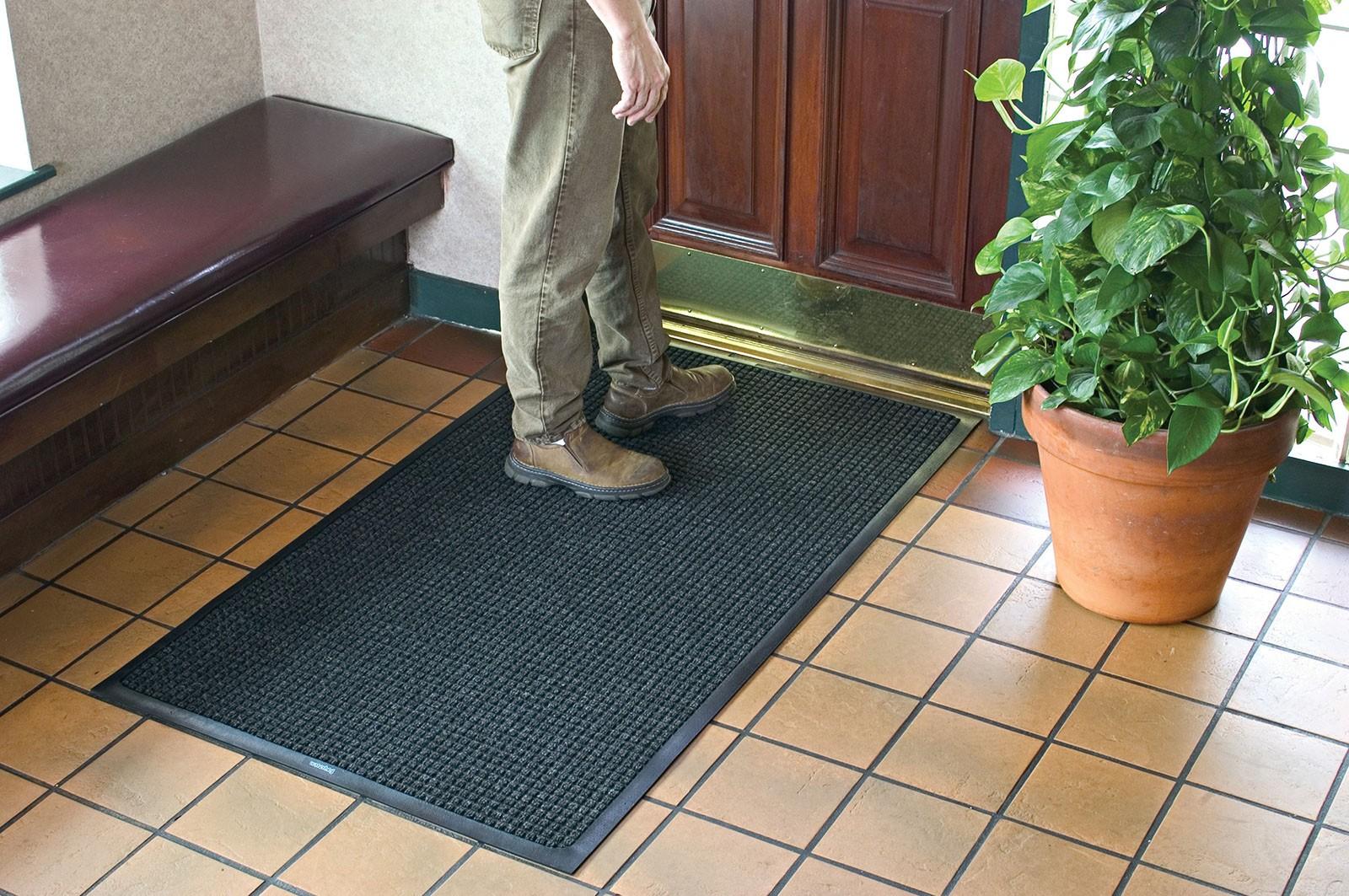 WATERHOG Indoor/Outdoor Entrance Floor Mat | Floor Mat Systems