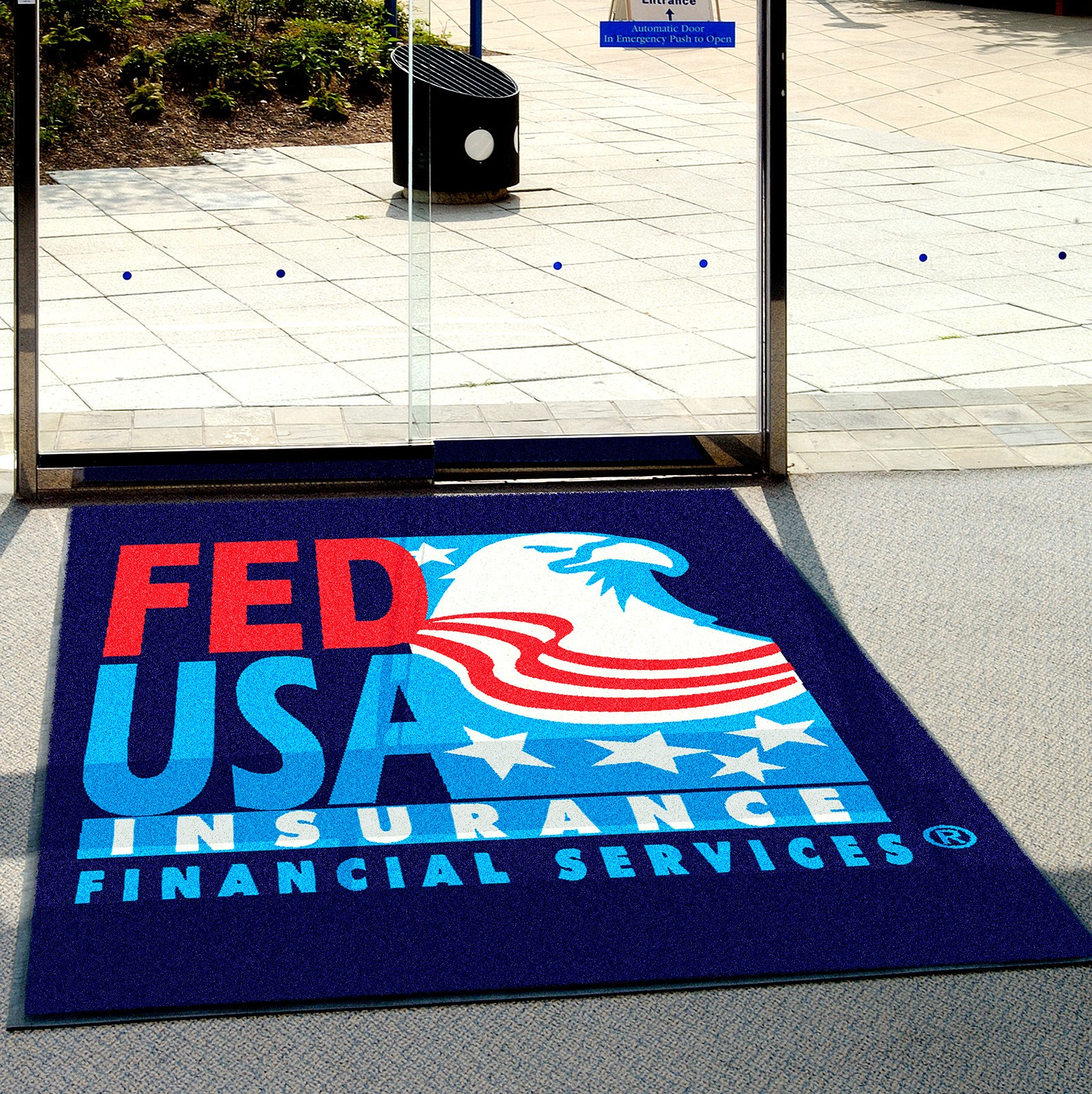 Promote And Protect Your Business With Logo Floor Mats Floor Mat