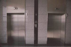 floor mats in elevators